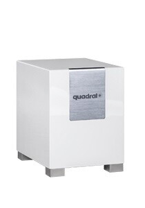 quadral QUBE 8 Subwoofer weiss