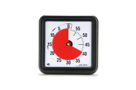 Time Timer Mittel (18x18 cm)