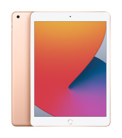 "Apple iPad 10,2"" WiFi 128 GB Gold"