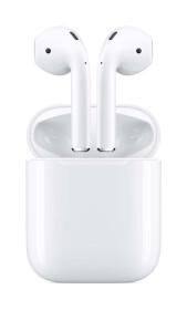 Apple AirPods mit Wireless Ladecase, 2. Gen.