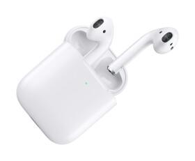 Apple AirPods mit Ladecase, 2. Gen.