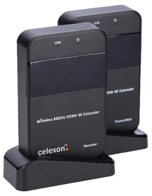 celexon Expert HDMI-Funk-Set WHD30M - 4K