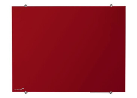 Legamaster Glasboard Colour 100x150 cm rot