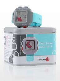 Time Timer Armbanduhr Plus, Junior, türkisfarben