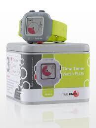 Time Timer Armbanduhr Plus®, Junior, hellgrün