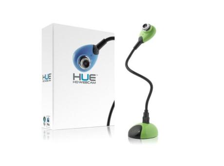 HUE HD Kamera -USB Dokumentenkamera und Webcam, grün