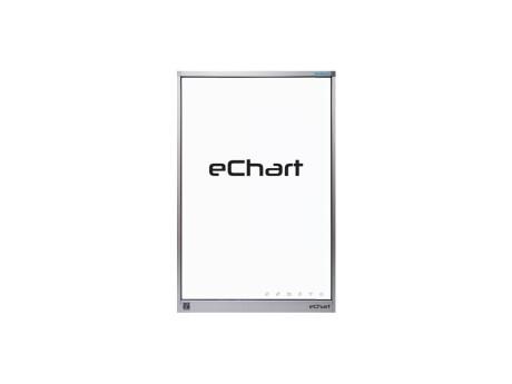 STARBOARD EC42 eChart Digtal Flipchart Glasoberflaeche