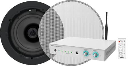 Vision AV-1800+CS-1800 Audio Bundle