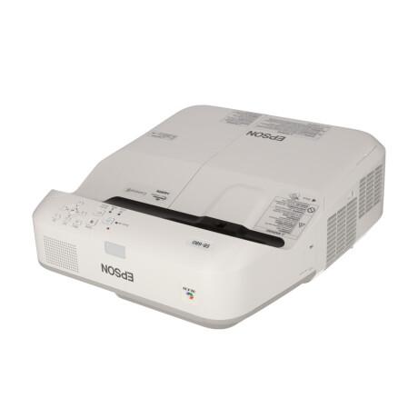 Epson EB-680 - Demoware Platin