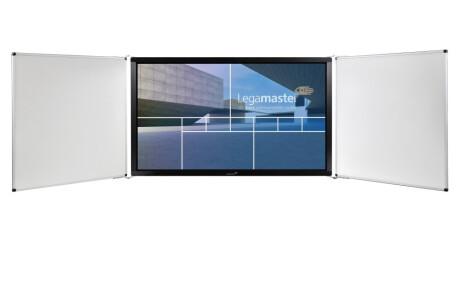 Legamaster Tafelflügel aus emaillierten Stahl für ETX-8600UHD