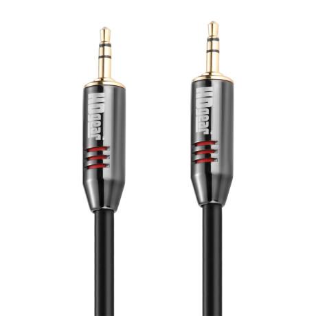 HDGear Polybag - Klinken Kabel 3,5mm Stereo - 3,00m