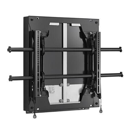Chief LSD1U Large Fusion dynamisch höhenverstellbare Display-Wandhalterung, Querformat, Schwarz (57