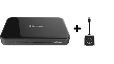 Vivitek Bundle VIVITEK NovoPro + Novo LauncherPlus
