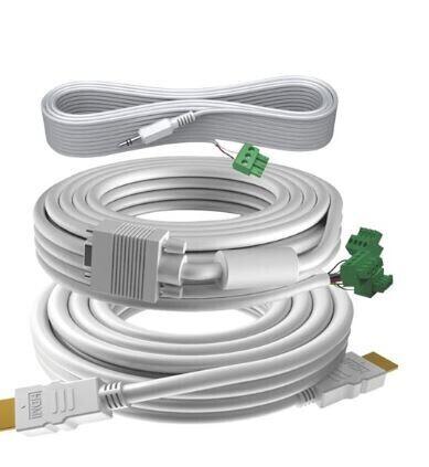 Vision Techconnect 3 Video-/Audio-Kabelkit - 15 m