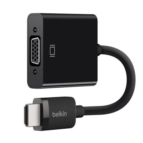 Belkin HDMI-/VGA-Adapter mit Micro-USB-Anschluss zur Stromversorgung