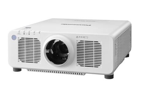 Panasonic PT-RZ120LW, weiß (ohne Objektiv)