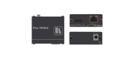 Kramer PT-580T Kompakter Übertrager für 4K UHD HDMI (HDCP 2.2) über HDBaseT Twisted Pair