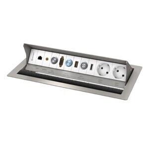 Kindermann CablePort standard² 6-fa MultiShare 31