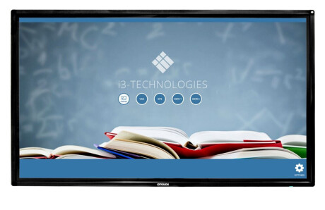 "i3-Technologies i3TOUCH V1165 interaktives Touchdisplay 65"" inkl. Wandhalterung"