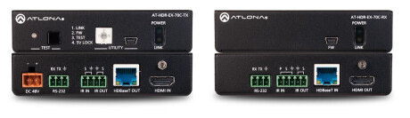 Atlona AT-HDR-EX-70C-KIT HDBaseT Set (Sender/Empfänger)