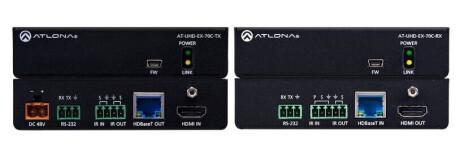 Atlona AT-UHD-EX-70C-KIT HDBaseT Set (Sender/Empfänger)