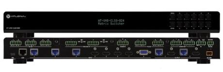 Atlona AT-UHD-CLSO-824 (PoE) Multiformat Matrix, 8 X 2