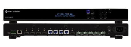 Atlona AT-UHD-PRO3-44M HDMI / HDBaseT Matrix, 4 X 4+1