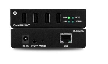 Atlona AT-OMNI-324 USB Zu IP Adapter, Hub