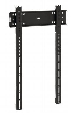 Vogels PFW 6815 Display-Wandhalterung Hockformat fest, schwarz