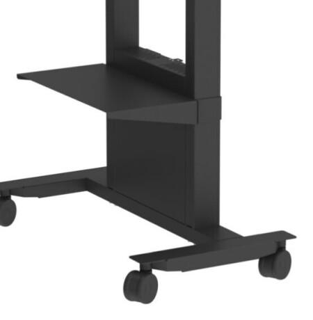 SMS C220006-1A Func Mobile Shelf, schwarz