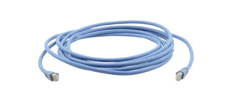 Kramer C-UNIKat-100 KAT 6A U/FTP Kabelkonstruktion für Video und LAN, 30,5m