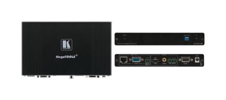 Kramer TP-752R HDMI Ultra–Reach–Empfänger mit RS–232 und Loop, über jedes 2–Draht–Kabel