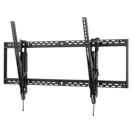 Peerless ST680P Neigbare Universal Wandhalterung für 60 bis 95 Zoll Flachbildschirme