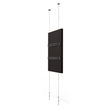 """Peerless Boden-Decke-Kabelhalterung für 46"""" bis 65"""" Displays"""