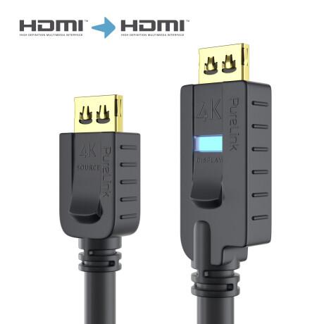 Purelink HDMI Kabel Aktiv 18Gbps - PureInstall 15,0m