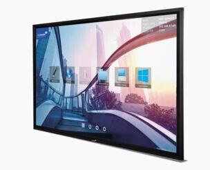 Legamaster STX6550 elektrisch HV mobil, e-Screen Business Paketlösung