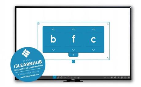 "i3-Technologies i3Board 1005N Duo Interaktives Whiteboard 87"""