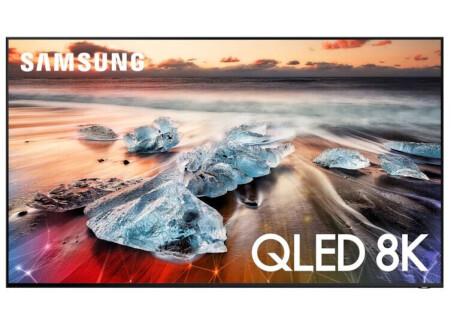 Samsung SMART Signage Display QP82R-8K