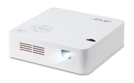 Acer C202i - Demoware Platin