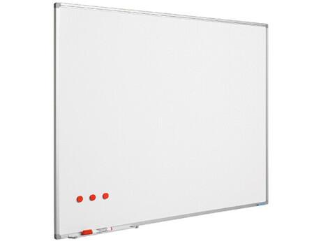 SMIT Weißwandtafel Softline Emaille 100/200 cm