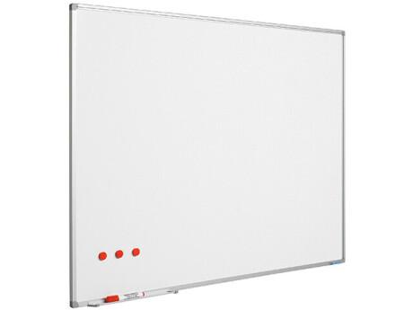 SMIT Weißwandtafel Softline lackiert 100/150 cm