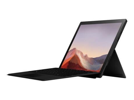 Microsoft Surface Pro 7 12,3'' Intel i7 / 16 GB RAM / 256 GB SSD, schwarz