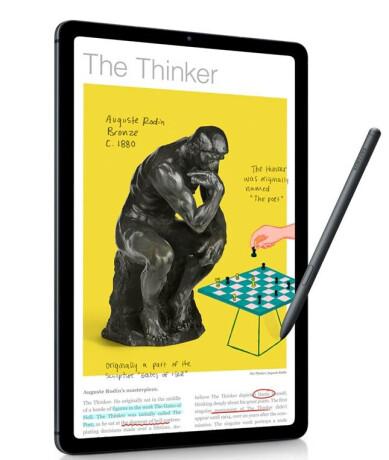 Samsung Galaxy Tab S6 LiTE LTE, Oxford Gray
