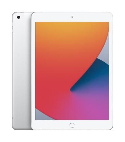 "Apple iPad 10,2"" WiFi + Cellular 32 GB Silber"