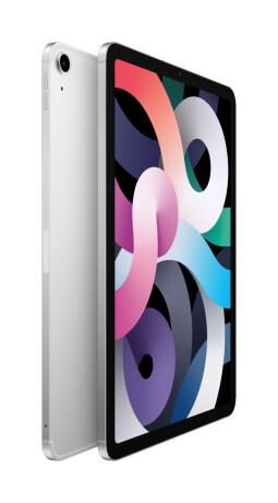 Apple iPad Air WiFi + Cellular 256 GB Silber