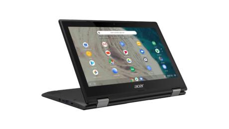 "Acer Chromebook Spin 511 11,6"" Intel Celeron / 4 GB RAM / 32 GB / Chrome OS, schwarz"