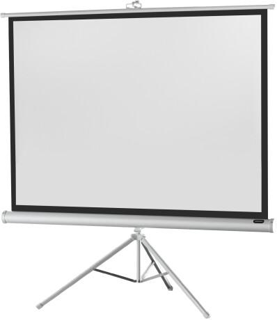celexon Stativleinwand Economy 158 x 118 cm - White Edition