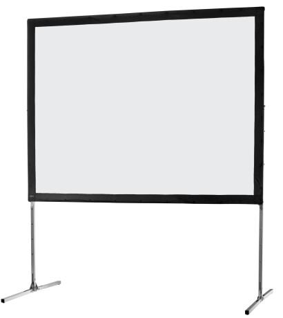 celexon Faltrahmen Leinwand Mobil Expert 244 x 183cm, Frontprojektion