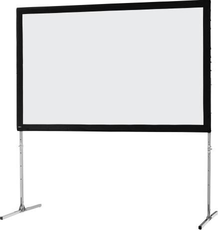 celexon Faltrahmen Leinwand Mobil Expert 305 x 190 cm, Frontprojektion