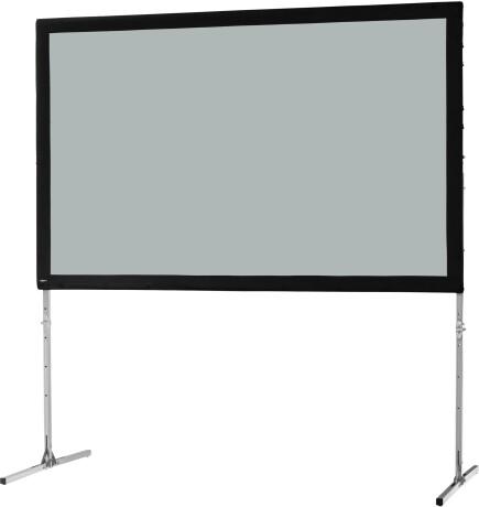 celexon Faltrahmen Leinwand Mobil Expert 305 x 190 cm, Rückprojektion